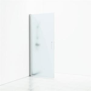 brusevæg 60 cm Svedbergs Forsa brusevæg 60 cm glas/hvid. Køb til god pris brusevæg 60 cm