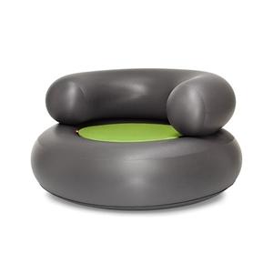 God pris på Fatboy CH Air stol i antracit med hynde i grøn