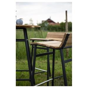 Vælg Venture Design Mexico barsæt med bord og 4 stole