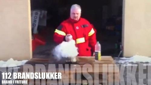Topnotch Billig pris på 112 brandslukker 400 ml spraydåse. Find her SJ81